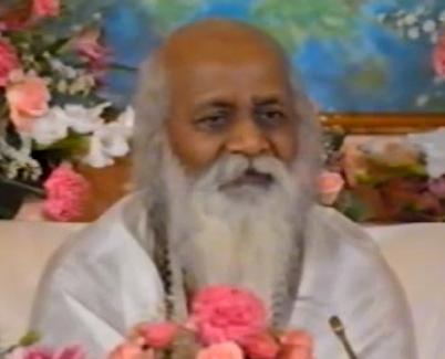 Interview mit Maharishi kurz nach dem Mauerfall