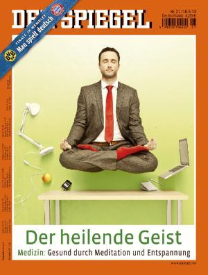 """Meditieren """"goes mainstream"""""""