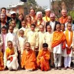 Reise nach Nepal