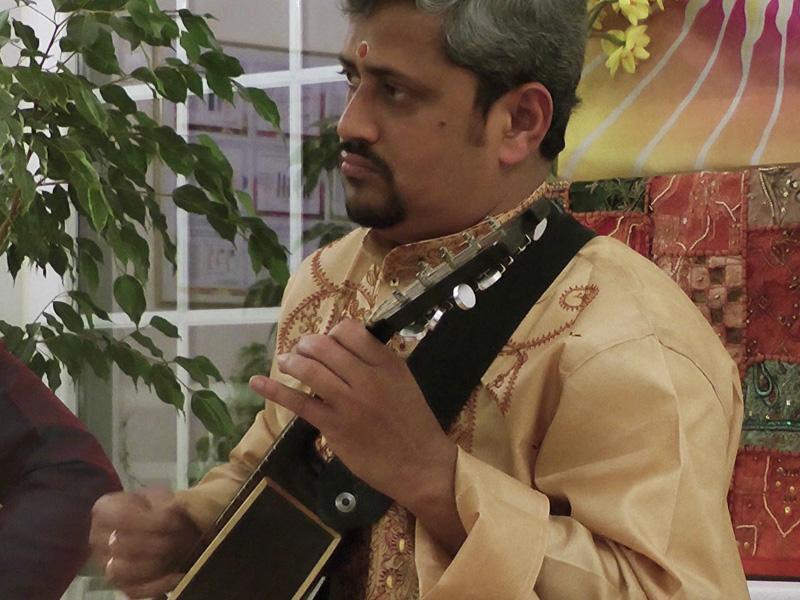 Snehasish Mozumder - Mandoline