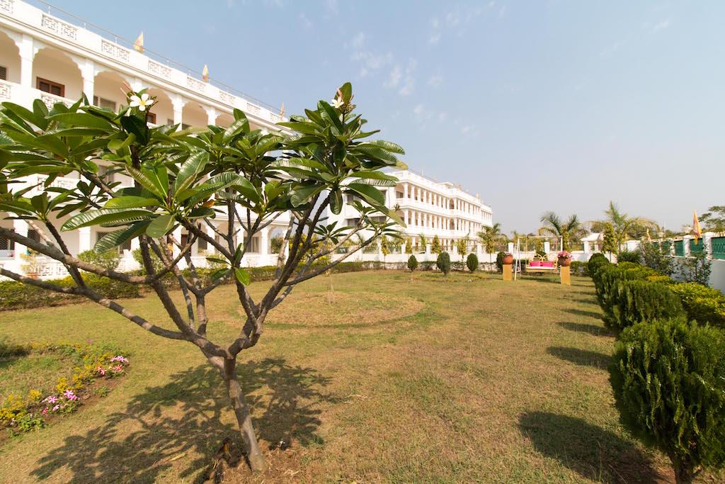 Reise zum Brahmasthan von Indien