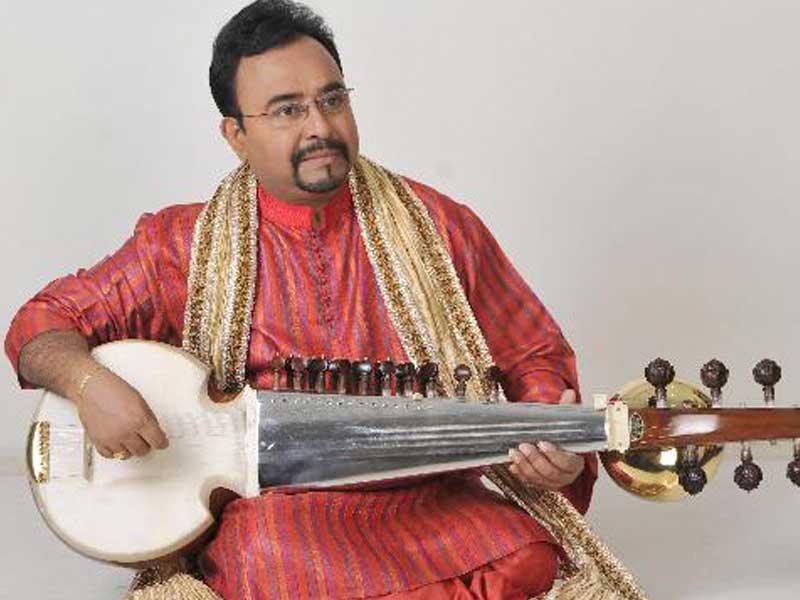 Amitava Majumdar - Sarod