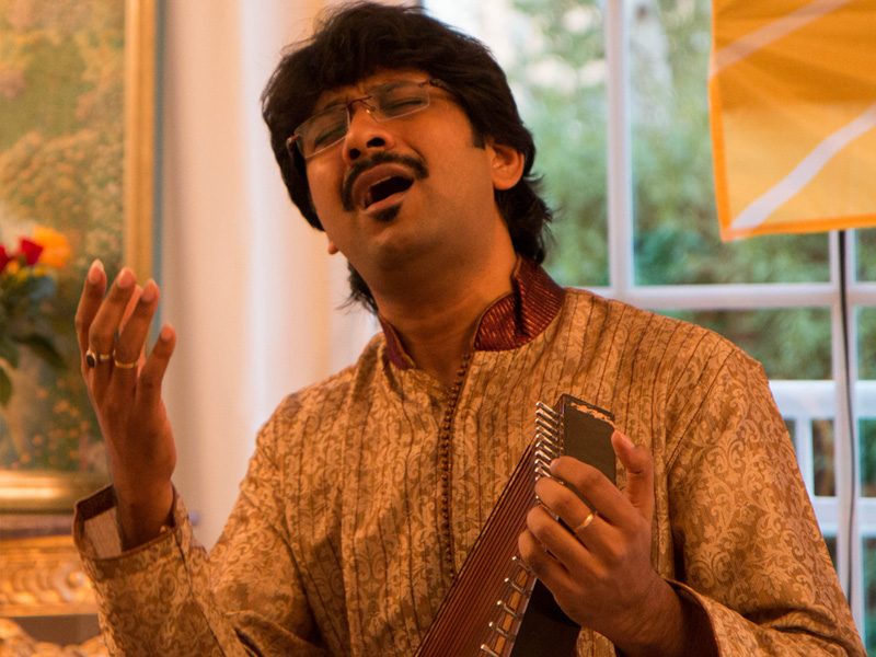 Soumitrajit Chatterjee - Tabla