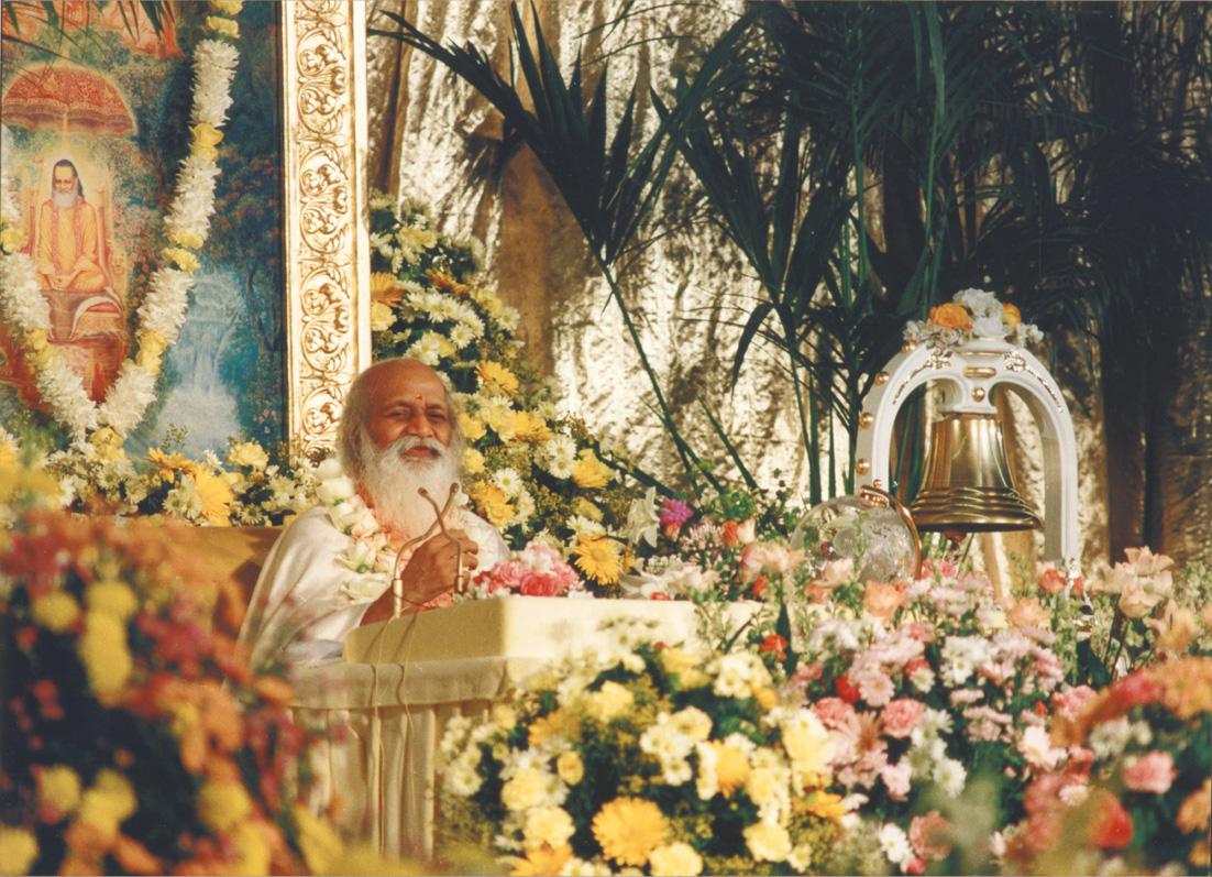 Ein einmaliger Kurs: Maharishi in Maastricht - Bewusstsein und Vedische Wissenschaft